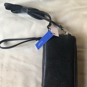 Cell phone, credit card- money holder